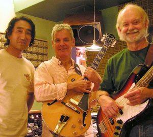 Charles Valona Trio with Kenji Kato and Bruce Calin