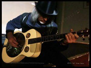 Billy Owens on Guitar
